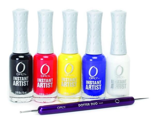 ORLYINSTANT ARTIST NAIL ART STARTER KIT - :