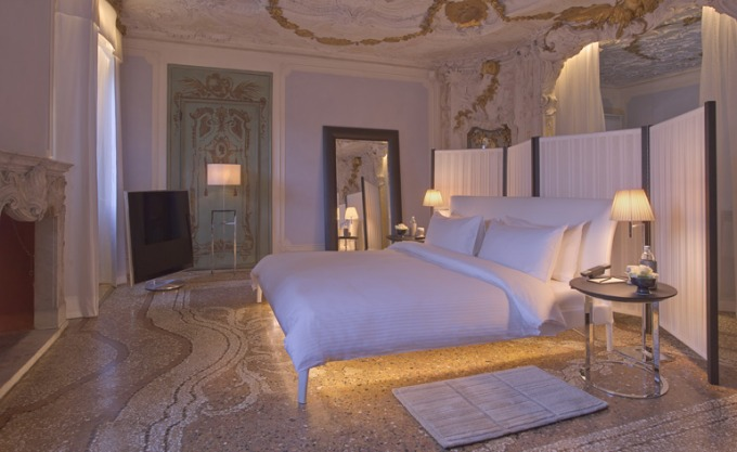 Aman Canal Grande Hotel Venice
