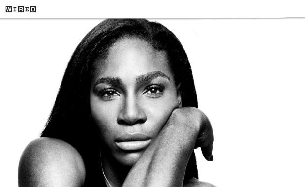 affirmation hack serena williams for wired magazine