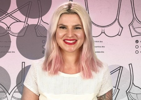 how to avoid instagram envy host and comedian carly aquilino pink hair don't care girl code photo credit mtv @carlyaquilino