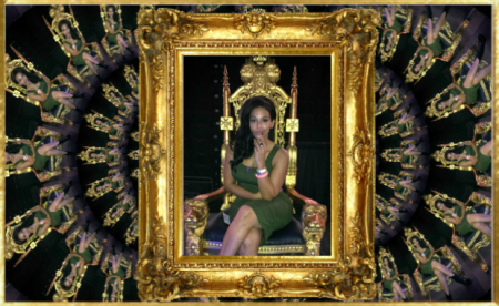 nessa hot97 host girl code host #perfectlyimperfect watch the throne