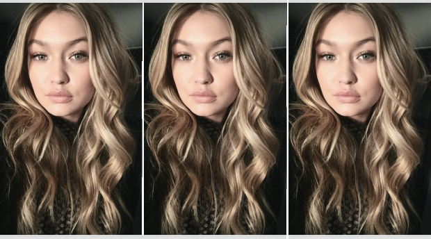 hollywood s-wave gigi hadid how to tutorial from Lorean Cairns of fox & jane salons get the look gtl