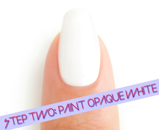 3 DAY WEEKEND STEP_2 celebrity nail artist michelle saunders for essie fourth 4th of july nails