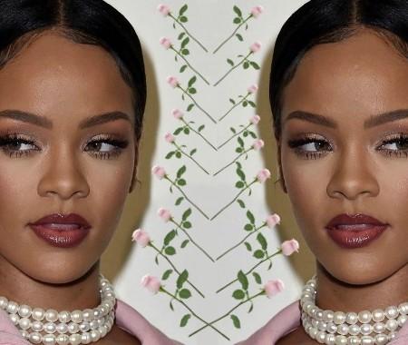 Rihanna image courtesy of Instagram