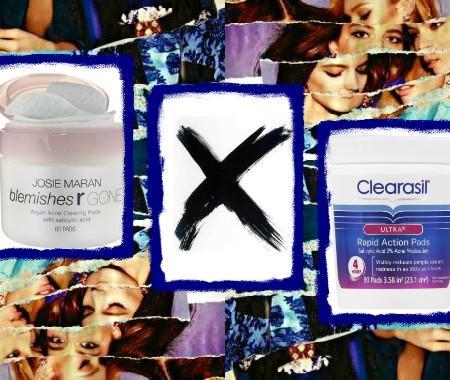 acne pad faceoff
