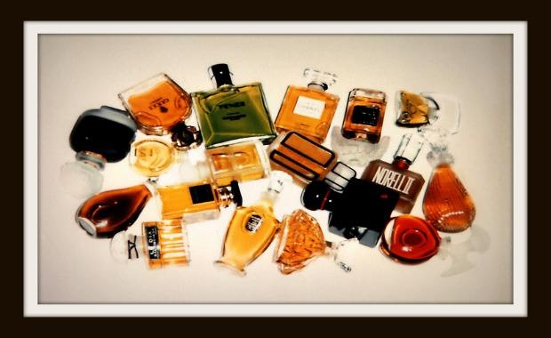 andy warhol perfume.matte
