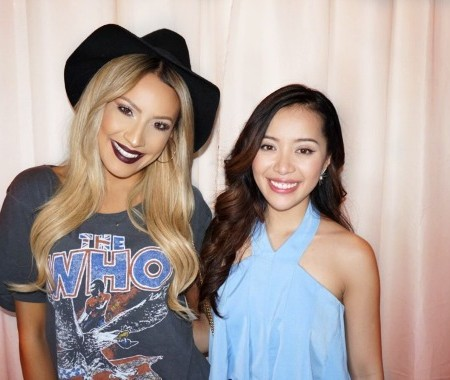 1.desi perkins and michelle phan ipsy youtube love