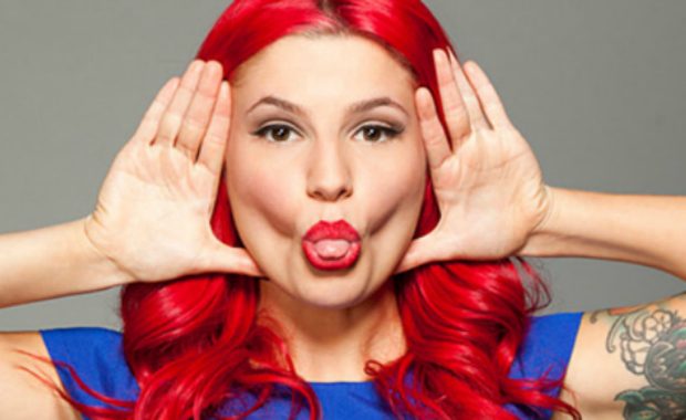 #perfectlyimperfect Carly Aquilino from MTV Girl Code with Plan B One-Step and Her Campus college and university tour
