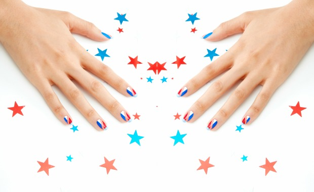 FINAL_LOOK_71 4th fourth of july nail art by essie celebrity nail artist Michelle Saunders DIY tutorial nail art